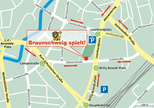 Braunschweig spielt